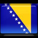 Bosnian Flag-128