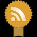 Badge Rss-128