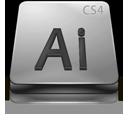 Adobe Illustrator CS4 Gray-128
