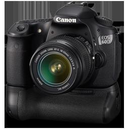 Canon 60D side bg