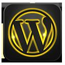 Wordpress neon glow-128