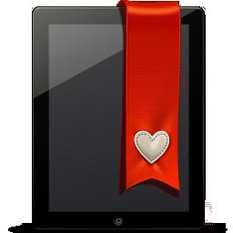 iPad Bookmark
