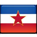 Ex Yugoslavia Flag-128