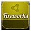 Fireworks retro-64