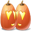 Love Pumpkin Icon