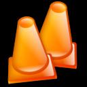 Construction cone-128