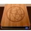 Wooden Slick Drives Server-64