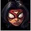 Spider Woman Icon