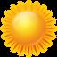 Sunny icon