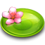 Plate Flower icon