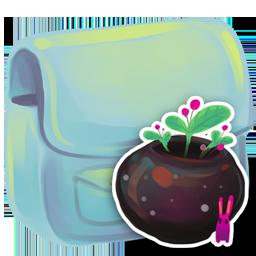Gaia10 Folder Flowerpot