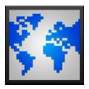 Browser  Black Frame-128