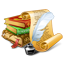 Old Books Icon
