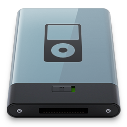 HDD Graphite iPod B