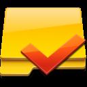 Checked Folder