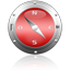 Red Safari icon