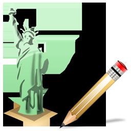 Statue of Liberty Write