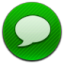 Messages Round icon