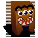 Brown Creature-128