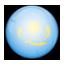 Flag of Kazahstan icon