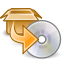 Gnome Aptoncd icon