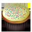 Cupcakes vanilla icon