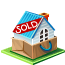 House Sold Icon