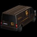Van UPS Back-128