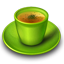 Green Cup icon