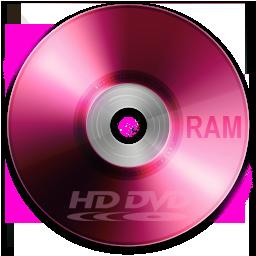 HD DVD RAM