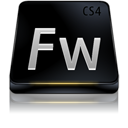 Adobe Fireworks CS4 Black-128