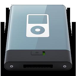 HDD Graphite iPod W