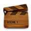 Wooden Video icon