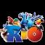 Blue Rio Icon