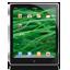 Apple iPad glossy icon