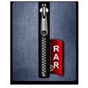 Rar silver blue-128