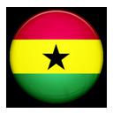 Flag of Ghana-128