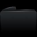 Folder black-128