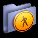 Public Blue Folder-128