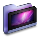 Desktop Blue Folder-128