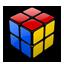 Rubik Pocket Cube Icon