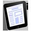 iPad text-64