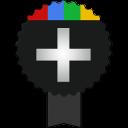 Badge Google Plus-128
