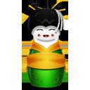 Geisha korea green-128