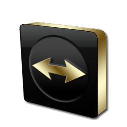 Teamviewer Black and Gold