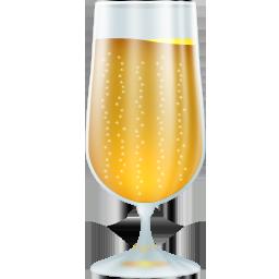 Beerglass full