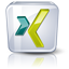 Xing high detail icon