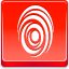 Finger Print Red icon