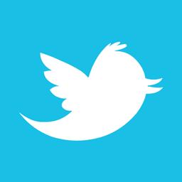 Twitter Bird Metro