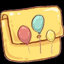Folder Balloons